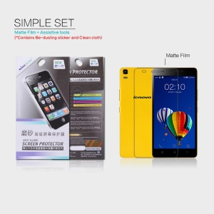 NILLKIN Screen Protector for Lenovo K3 Note K50-t5 / A7000 Scratch-resistant