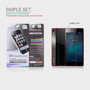 NILLKIN Matte Scratch-resistant Screen Protector for Lenovo Vibe Shot Max