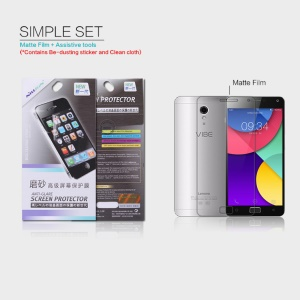 NILLKIN for Lenovo Vibe P1 Matte Scratch-resistant Screen Protector Guard Film