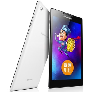 LENOVO TAB2 A7-30HC 7.0-inch 3G Phone WiFi Bluetooth Tablet 1.3GHz Quad-core Android 4.4 1G+16G - White