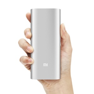 Xiaomi 16000mAh Metal Skin Dual USB External Power Bank Battery Charger for iPhone/ Samsung/ Pokemon Game