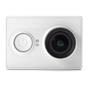 XIAOMI Yi 16.0MP 1080P Sports Camcorder Action Camera Ambarella A7LS WiFi Bluetooth 4.0 - White
