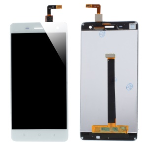 For Xiaomi Mi 4 LCD Screen and Digitizer Assembly Replacement Parts - White