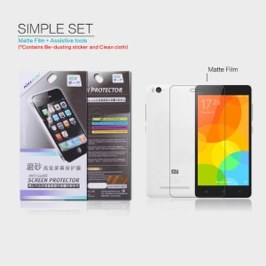 NILLKIN Matte Scratch-resistant Screen Protection Film for Xiaomi Mi 4i 4c