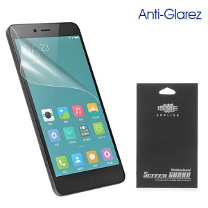 Anti-glare Matte Screen Protector Film for Xiaomi Redmi Note 2 (With Black Package)