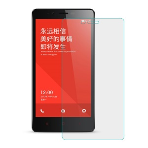 0.25mm Tempered Glass Screen Protector Film for Xiaomi Redmi Note 2 Arc Edge