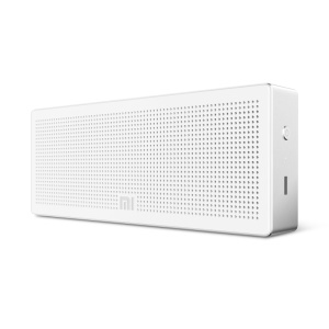 XIAOMI Mini Square Box Bluetooth 4.0 Speaker for Xiaomi iPhone Samsung Smartphone Tablet PC - White