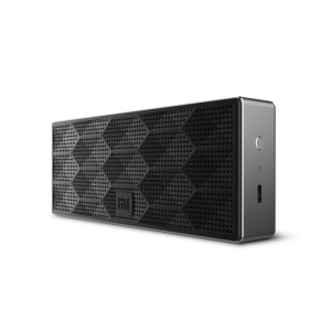 XIAOMI Mini Square Box Bluetooth 4.0 Speaker for Xiaomi iPhone Samsung Smartphone Tablet PC - Black