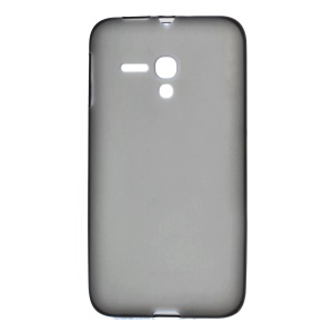 Grey for Alcatel One Touch POP D5 OT5038E Double-sided Matte TPU Gel Cover