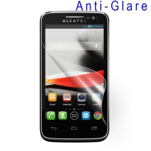 Anti-glare Screen Protector Guard Film for Alcatel One Touch MPOP OT5020D 5020