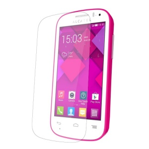 Tempered Glass Screen Protector Film for Alcatel One Touch Pop C3 4033A 0.3mm Anti-explosion