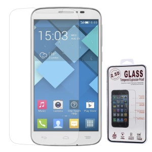 0.25mm Tempered Glass Screen Protector for Alcatel One Touch Pop C7 OT-7040E 7040F 7040D Arc Edge
