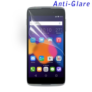Matte Anti-glare Screen Guard Film for Alcatel One Touch Idol 3 (4.7) 6039Y