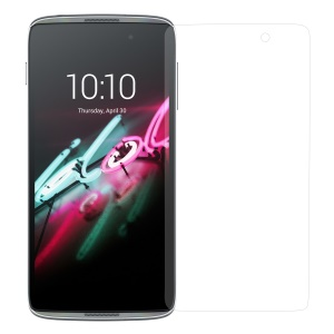 0.3mm Tempered Glass Screen Film for Alcatel One Touch Idol 3 (5.5) 6045Y Arc Edge