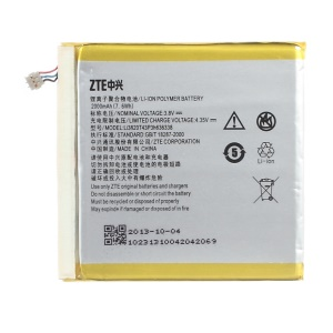 2000mAh OEM Li-ion Battery Replacement for ZTE U879