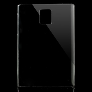 Clear Crystal Hard Plastic Case for BlackBerry Passport Q30