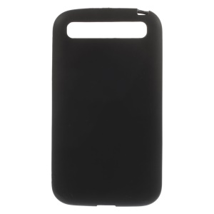 Double-sided Matte TPU Case for Blackberry Classic Q20 - Black