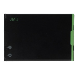 OEM BlackBerry JM1 1230mAh Li-on Battery Replacement for BlackBerry Bold 9900 9930 9790, Torch 9850 9860, Curve 9380