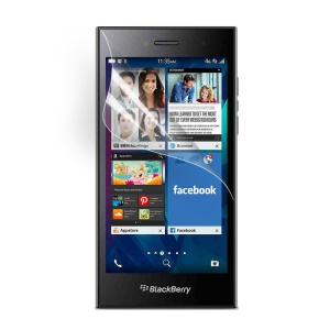 Crystal Clear Screen Protector for BlackBerry Leap