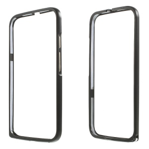 Metal Bumper with Hippocampal Buckle for Motorola Moto X2 XT1097 X+1 - Black
