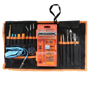 JAKEMY JM-P01 74 in 1 Multifunction Precision Screwdriver Kit Repair Tool Set