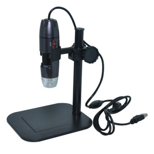 S08 20-800X 2MP USB 8-LED Lumière Digital Microscope Endoscope Camera Loupe