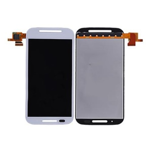 OEM LCD Screen and Digitizer Assembly for Motorola Moto E XT1021  XT1022  XT1025 - White