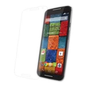 0.3mm Anti-explosion Tempered Glass Screen Protector for Motorola Moto X2 XT1097 X+1 (Arc Edge)