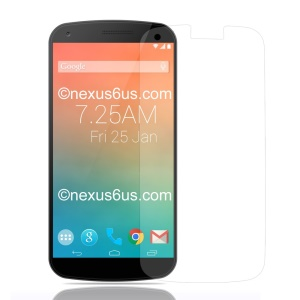 0.3mm Anti-explosion Tempered Glass Film for Motorola Nexus 6 XT1100 XT1103