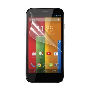 Clear LCD Screen Protector for Motorola Moto G 3rd Gen XT1541 XT1543