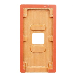 Refurbishment UV LOCA Glue LCD Alignment Mould for Sony Xperia Z3