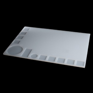Silicone Maintenance Platform Insulation Pad for iPhone Samsung Huawei