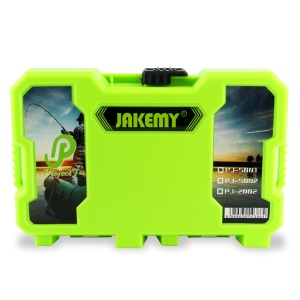 JAKEMY Plastic Storage Box Adjustable Organizer Container Case JM-PJ2002