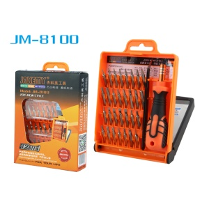 JAKEMY 32-in-1 Professional Hardware Screwdriver Tool Kit (JM-8100)