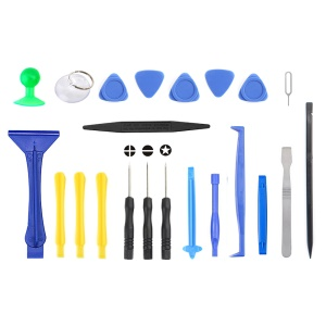 22-in-1 Professional Precision Screwdriver Pry Disassemble Repair Tool Kit