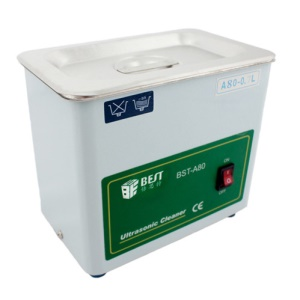 BEST BST-A80 110V 50W Ultrasonic Cleaner Jewelry Cleaning Machine - US Plug