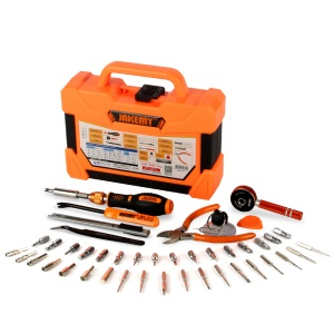 JAKEMY JM-8146 47-in-1 Multifunctional Household Maintenance Screwdriver Set Toolkit