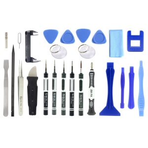 JF-8150 26-in-1 Screwdriver Pry Opening Cell Phone Repair Tool Kit