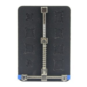 TE-071A Professional Metal PCB Motherboard Fixture Holder for Mobile Phone Repairing