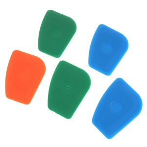 5Pcs/Set Triangle Pattern Plastic Pry Opening Repair Tool for iPhone Samsung Sony etc