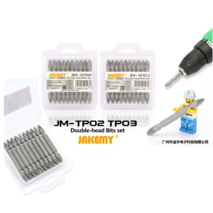 JAKEMY Double-head Phillips PH2 Screwdriver Bits