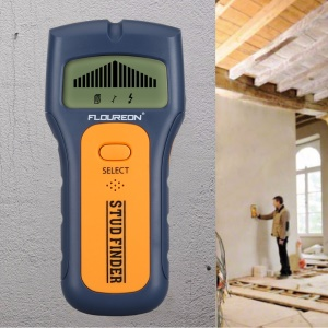 TS79 Handheld 3 in 1 Stud Finder Wire Metal Wood Detector Wall Scanner with LCD Display