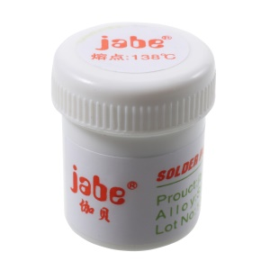 JABE JB-6530 138°C Low Temperature Solder Paste Soldering Tool for PCB SMD BGA