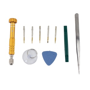 BEST BST-600 10-in-1 Screwdriver Disassemble Tool Set for Mobile Phone