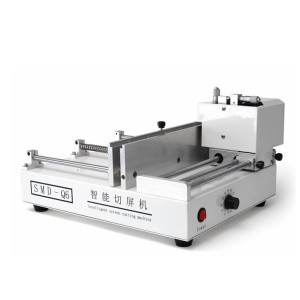 Intelligent LCD Screen Digitizer Assembly & Middle Frame Cutting Machine (SMD-Q6) - 110V