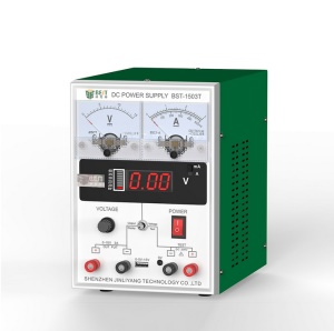 BEST 1503T DC Regulated Power Supply for Cell Phone Repairing - 220V / EU Plug