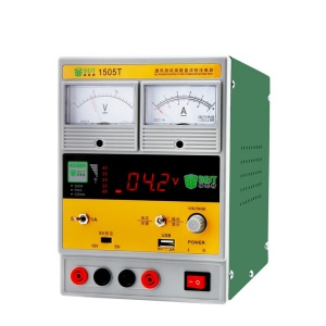 BEST BST-1505T Maintenance Power DC Power Supply Tool for Mobile Phone Repairing - 110V / US Plug