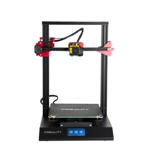 CREALITY CR-10SPRO 3D Printer with Touch Screen, Automatic Leveling, Double Gear Extrusion - EU Plug