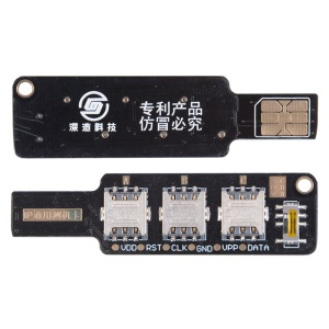 3 In 1 IP Universal Testing Socket for iPhone/iPad Three-in-one Test Card