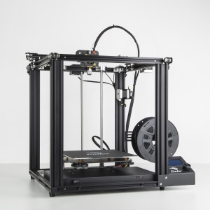 ENDER-5 Professional 3D DIY Kit Printer with Resume Printing Function - US Plug